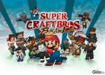 Super Craft Bros: BRAWL - (ft. Youtubers) by FinsGraphics