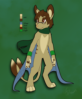 Chirogo design for SilverAce88 by AbsoluteDream
