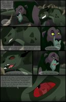 Uru's Reign Part 2: Chapter 1: Page 14 by albinoraven666fanart