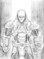 08092014 Lex Luthor by guinnessyde