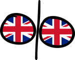 FEMEN United Kingdom Logo - Union Jack by Child--Of--The--Moon