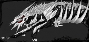 iscribble - Monster by Pilialoha-95