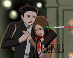Kol and Davina, Goodbye ~ The Originals by TheMuseumOfJeanette