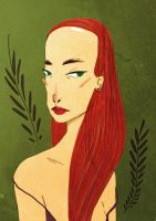 You don't care. You have red hair. by Ophelie-c