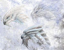 Light Dragons by Ultyzarus