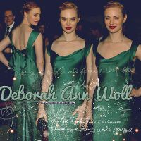 Deborah Ann Woll by VampireAdiction