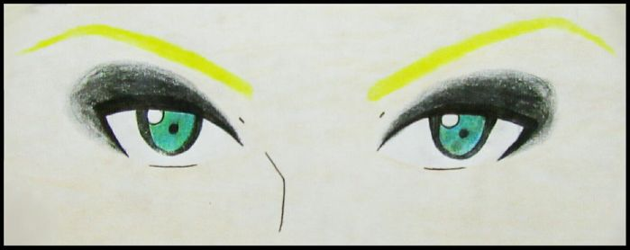 Welcome to madness Yurio eyes by lightningstrike2419