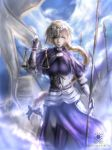 Jeanne d'Arc Fate Grand Order by SniipSniip