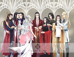 Welcome to Rivendell by akato3