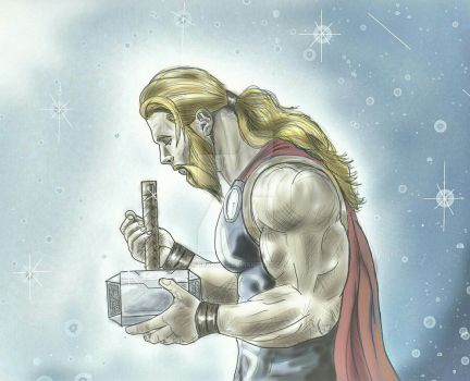 Thor by papirunguis