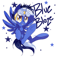 .:Blue Blaze:. by Ipun