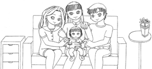 08 - Family (partial) by GoblinPrincess