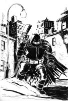 Dark Knight Returns Sketch by Mardoza