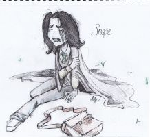 Poor Snape by Ellie--Jelly