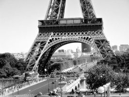 Eiffel Tower3. by Dis-moi-que-lamour