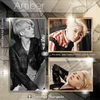 +AMBER | Photopack #O5 by AsianEditions