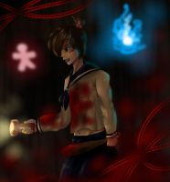 Pewds Plays: Corpse Party by CDee23