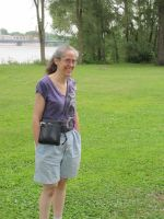Rachel at Lawrence Park by Windthin
