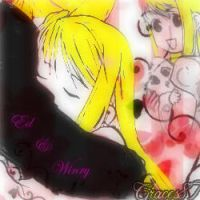 Ed and Winry by Graces87
