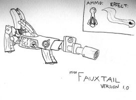 FT-50 Fauxtail V1 by The-Void-Skull