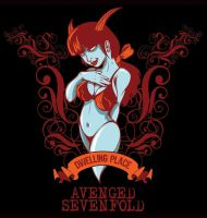 Avenged Sevenfold - Devil Girl by gomedia