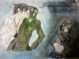 If only... by Shirogane-Lawliet