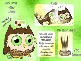 Mr. Hoot ref by DevilsRealm