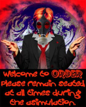 Welcome To Order by wolf-max