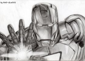I am Iron Man by RAD-GLaDOS