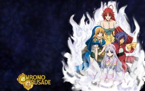Chrono Crusade Wallpaper by serie