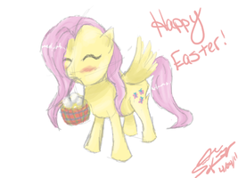 Happy Easter by celestial-lights