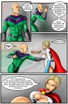Supergirl: Agents of Oblivion Part 4 page 5 by RoderickSwawyki
