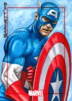 Marvel 70th- Captain America by artguyNJ
