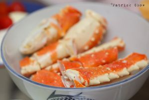 Alaskan crab by patchow