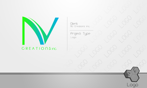 NU Creations Logo by EfGraphicDesing