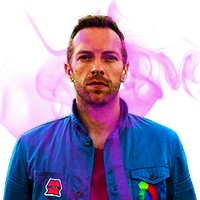Coldplay - Chris Martin by Archer120