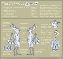 Ray Jay Yout 2013 REFERENCE by VCR-WOLFE