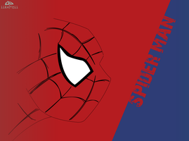 Spider-Man (Wallpaper 9) by 11kaito11