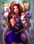 Commission - Jaleh  Bunnies by MichelleHoefener