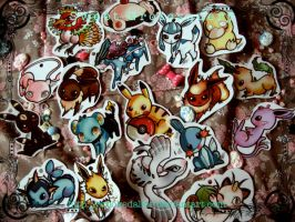 Sweet Grotesquery: For Sale 4 by CrookedAlice