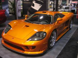 Saleen S7 by 4c3