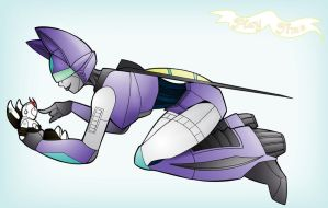 Play Time for BlitzAngel by taisryo