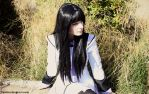 Homura Akemi -Sunlight by Whimsical-Angel