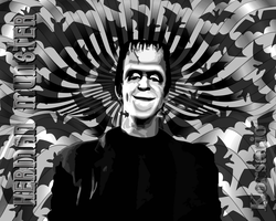Herman Munster by ivankorsario