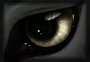 Window To The Soul by Mauston-girl