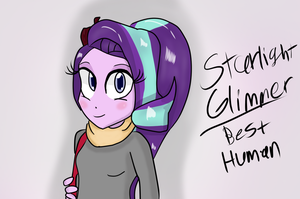 Starlight is Best Human by MrMildock