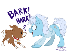 Barking Mad by Pixel-Prism