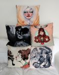 Pillows by Entenn