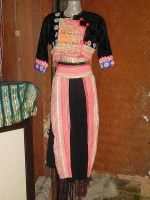 Northern Thai style outfit by joelshine-stock