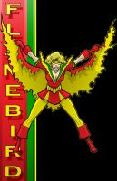 80's Flamebird DC Y.B Series by Thuddleston